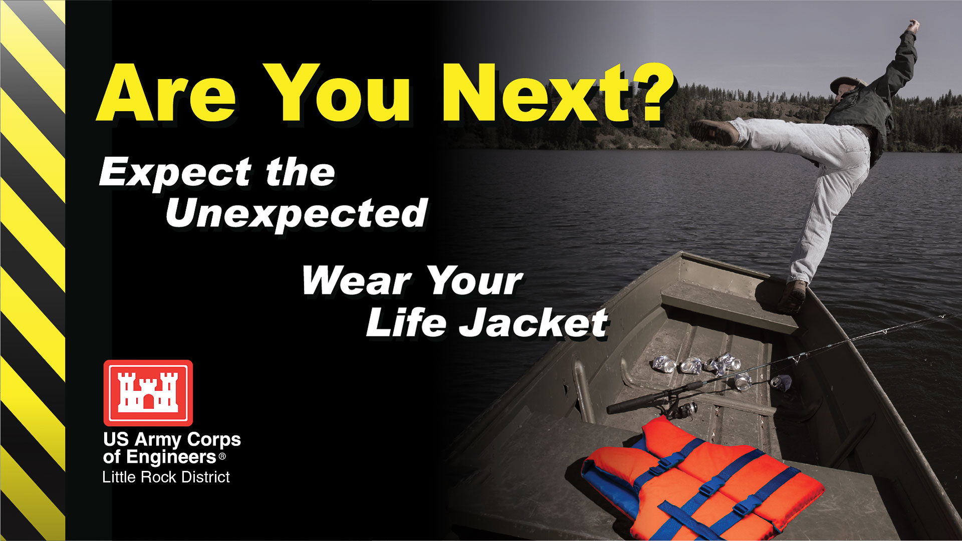 Water Safety Are You Next - Table Rock Lake