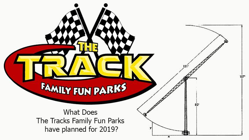 The Tracks Family Fun Park in Branson MO Skyscraper in 2019