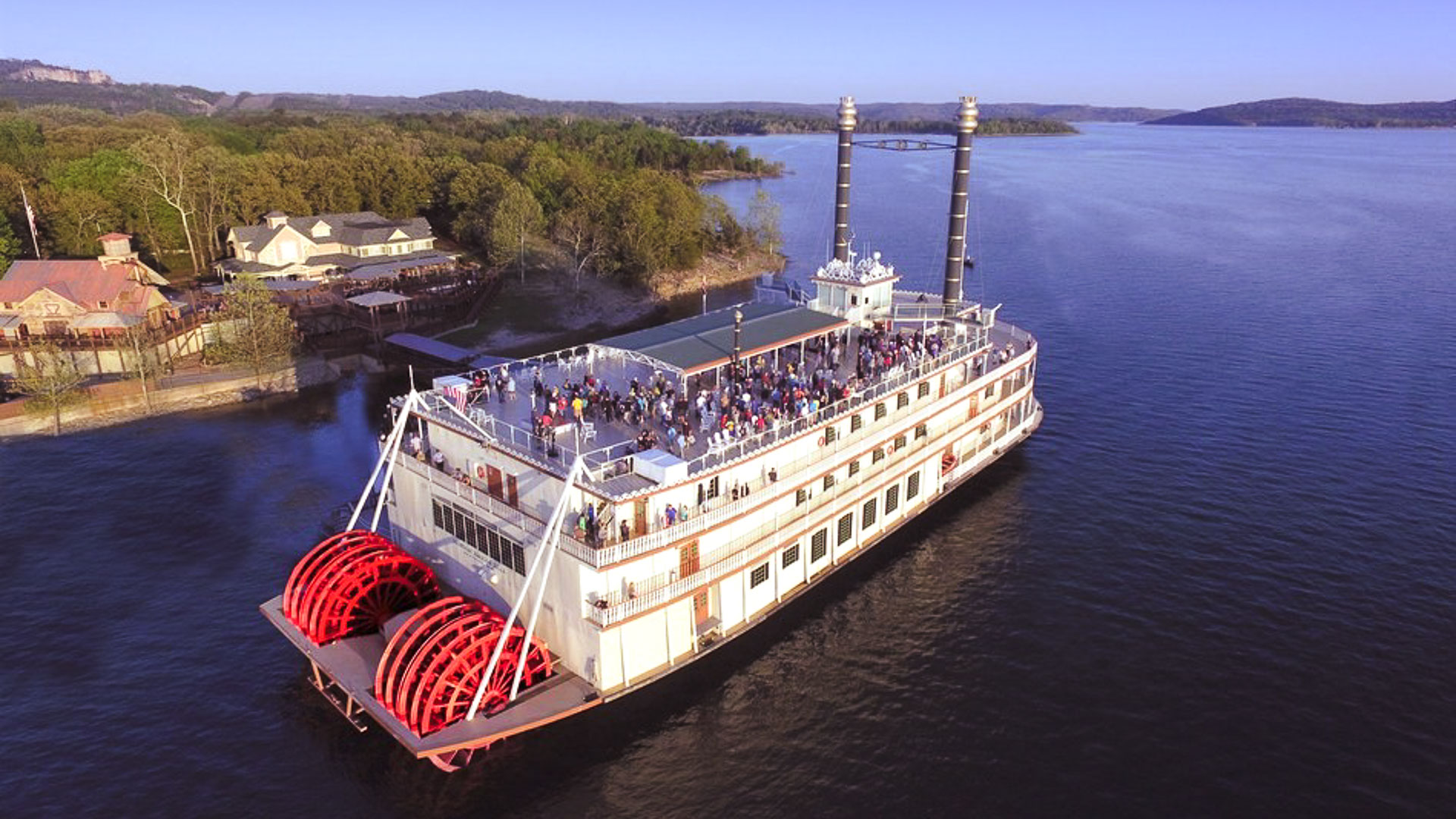 190303 2019 Showboat Branson LandingBelle NOP - Showboat Branson Belle Ready to Cruise into 2019 Season