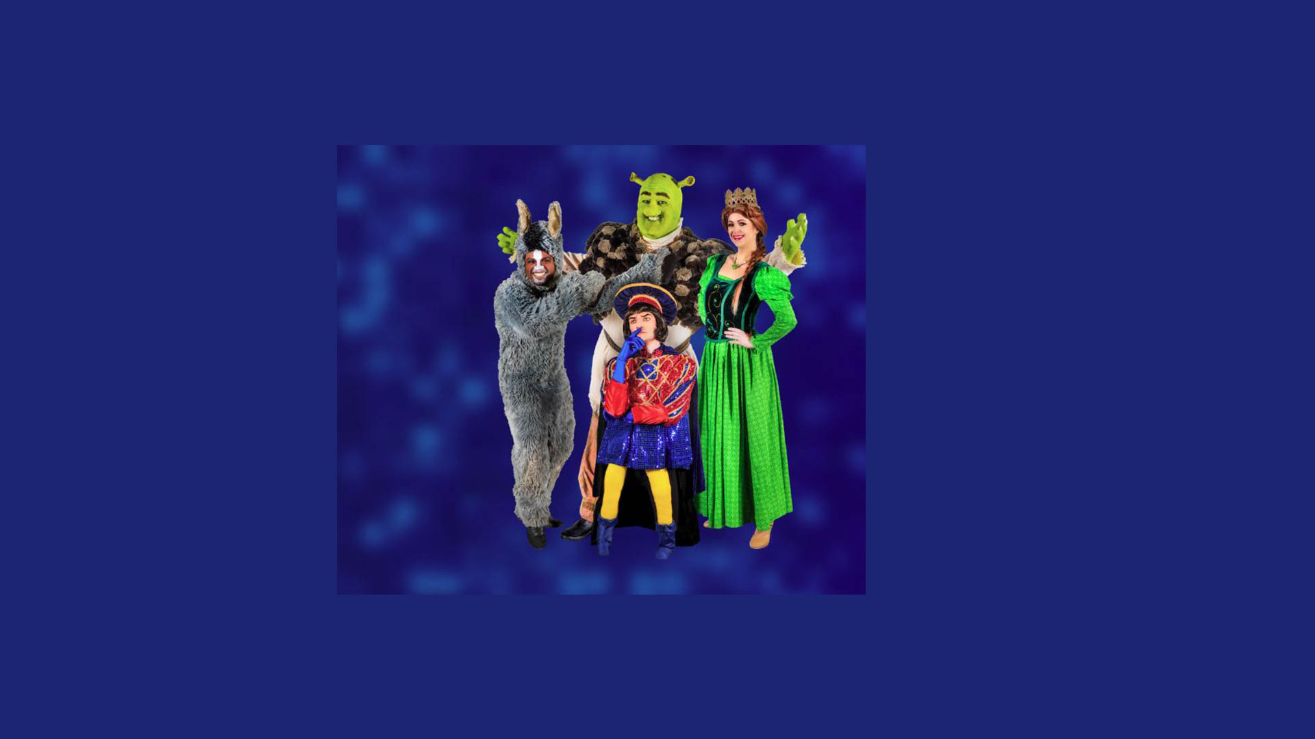 190703 Shreck Cast - Shrek The Musical wowing Branson audiences