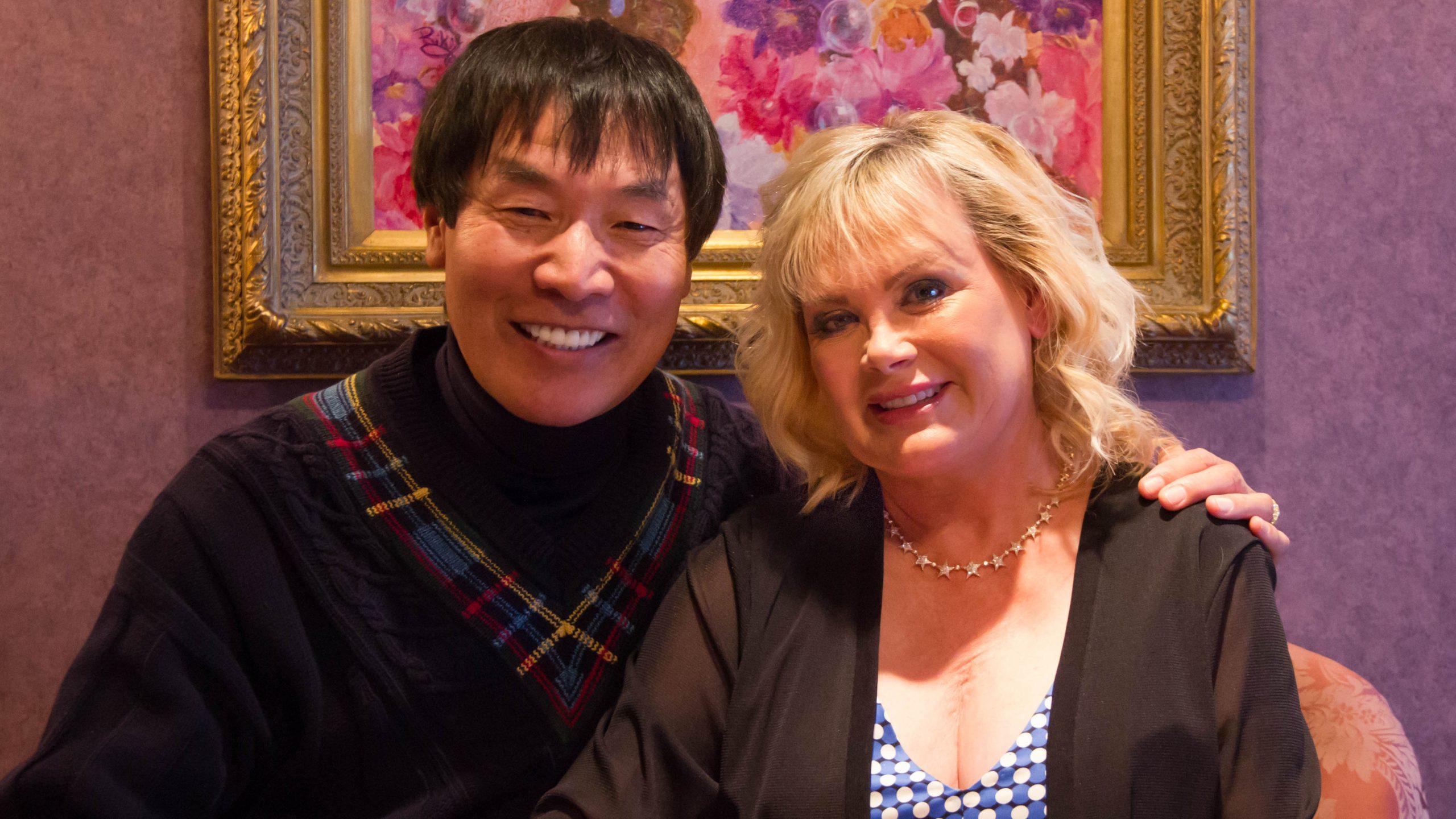 130326 Dorothy Shoji Tabuchi during interview scaled - National Fiddler Hall of Fame selects Branson's incredible Shoji Tabuchi!