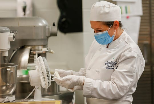 OTC culinary student finishes degree, plans to open Branson eatery