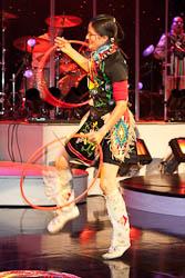 Brule Hoop Dancer 25s 1 of 1 - Brule LaRoche Native American AIRO